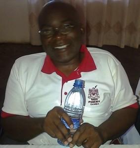 David Mukwasa
