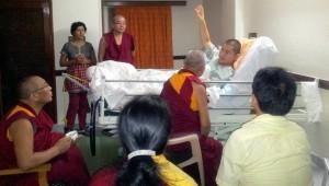 Ling Choktul Rinpoche